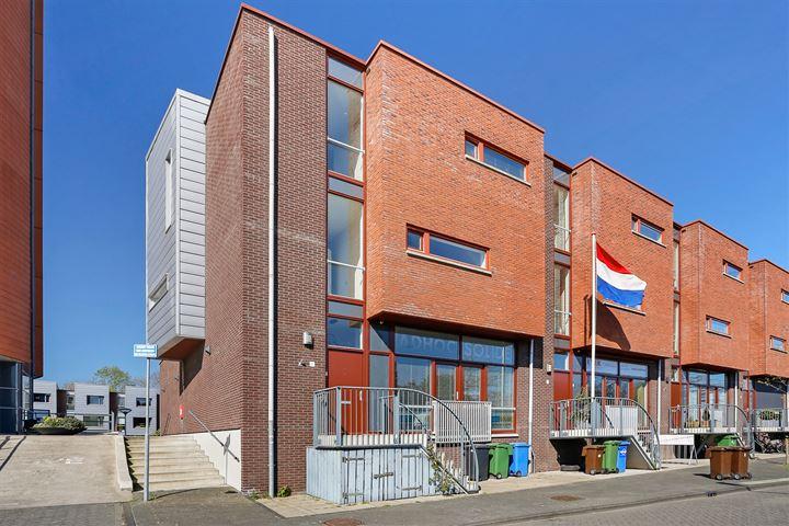 Delftse Jaagpad 8, Leiden