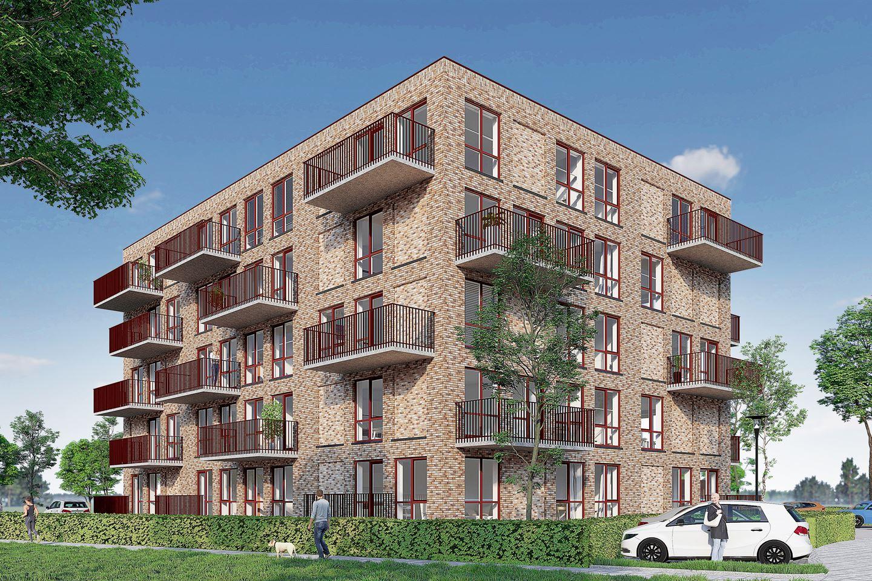 Bekijk foto 1 van Appartement (Bouwnr. 21)