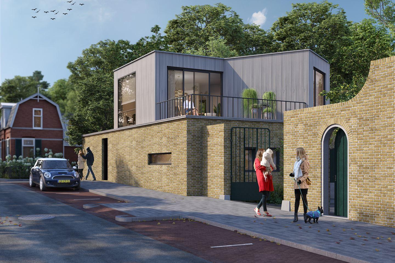 Bekijk foto 1 van Het Postkantoor - Vrijstaande woning (Bouwnr. 21)