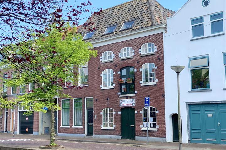 Buitenwatersloot 123, Delft