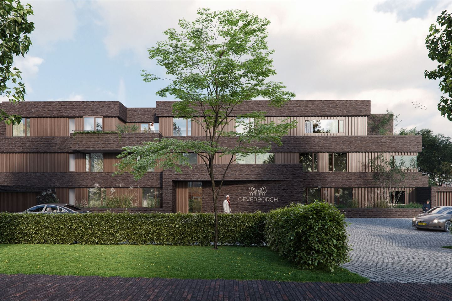 View photo 1 of Ter Borchlaan (Bouwnr. A1)