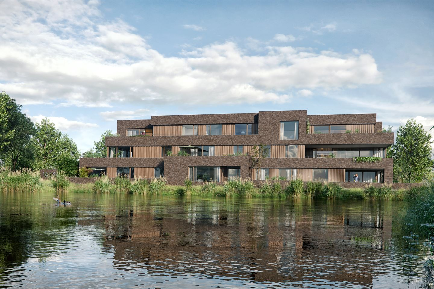 View photo 3 of Ter Borchlaan (Bouwnr. A1)
