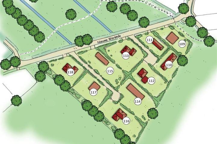 Buitengoed Nieuwe Warande deelplan 5A # 111