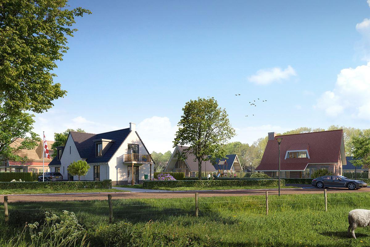 Bekijk foto 1 van Buitengoed Nieuwe Warande Deelplan 5A # 109