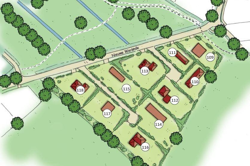 Bekijk foto 3 van Buitengoed Nieuwe Warande Deelplan 5A # 116