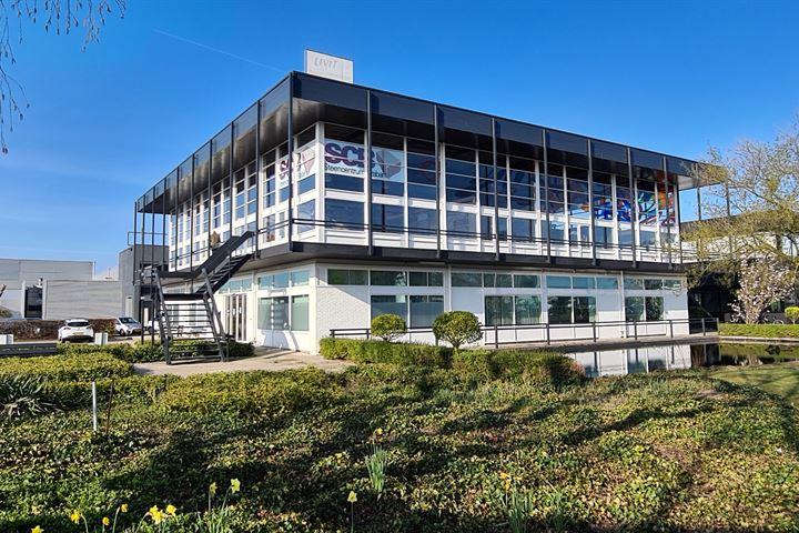 Rietveldenweg 32 plant 8, Den Bosch