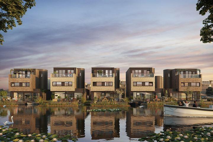 12 luxe eilandwoningen - De Oude Tol Reeuwijk
