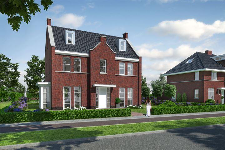 Hoogeland, Castrumstraat