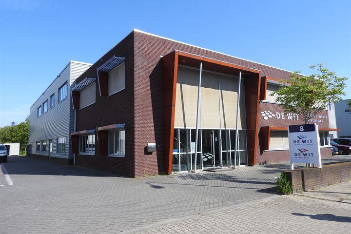 De Roysloot 8, Rijnsburg
