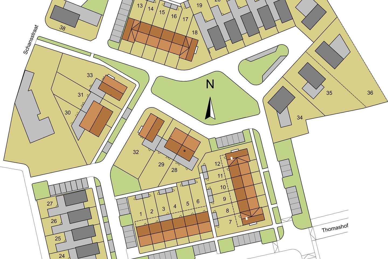 Bekijk foto 2 van Schansstraat (Bouwnr. 15)