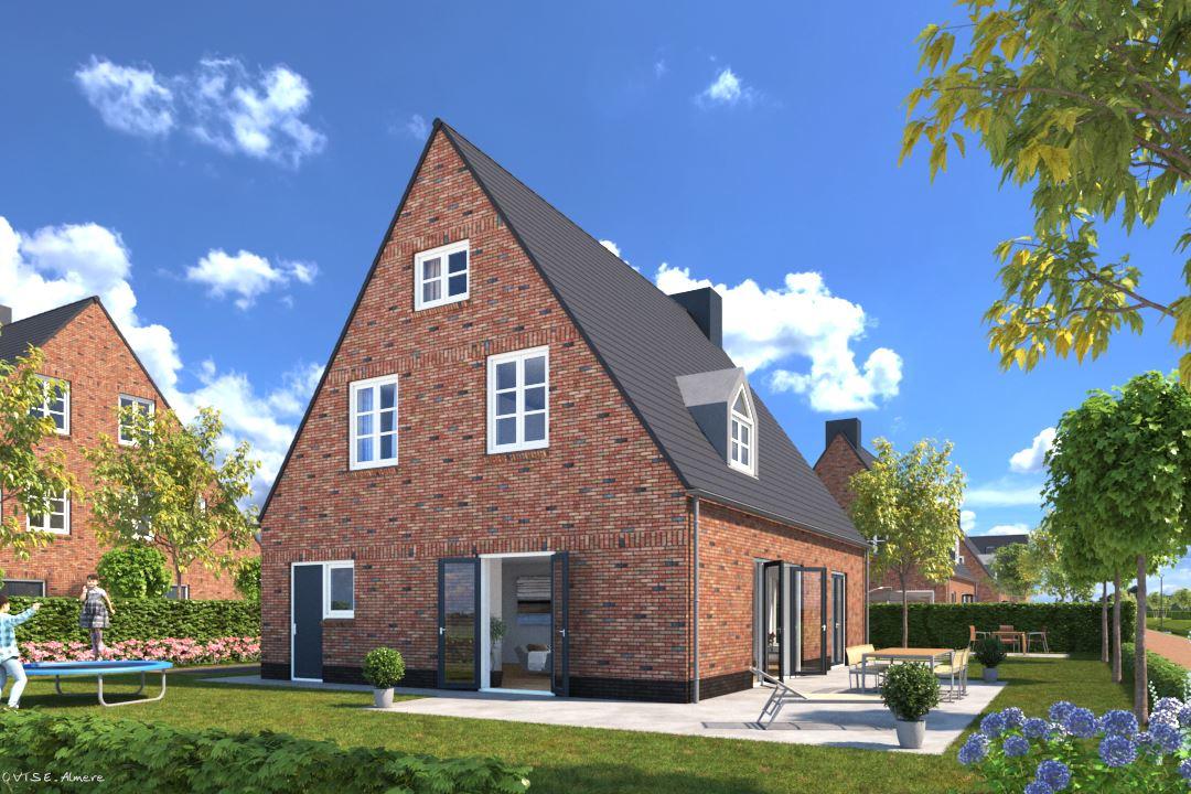 Bekijk foto 1 van vrijstaande villa (Bouwnr. 9)