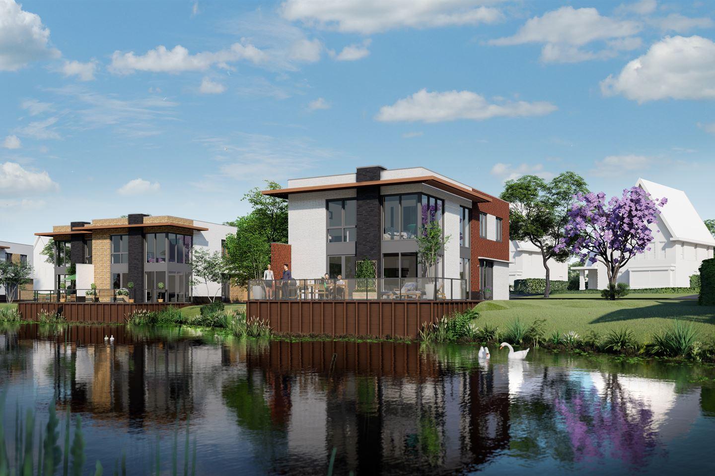 Bekijk foto 1 van Watervilla (Bouwnr. 25)