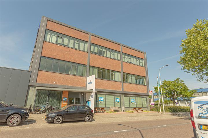 Rooseveltstraat 55, Leiden
