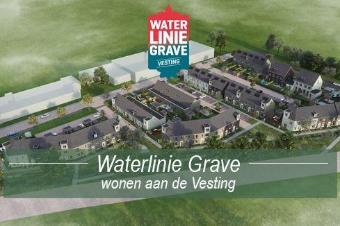 Waterlinie - Wonen aan de Vesting