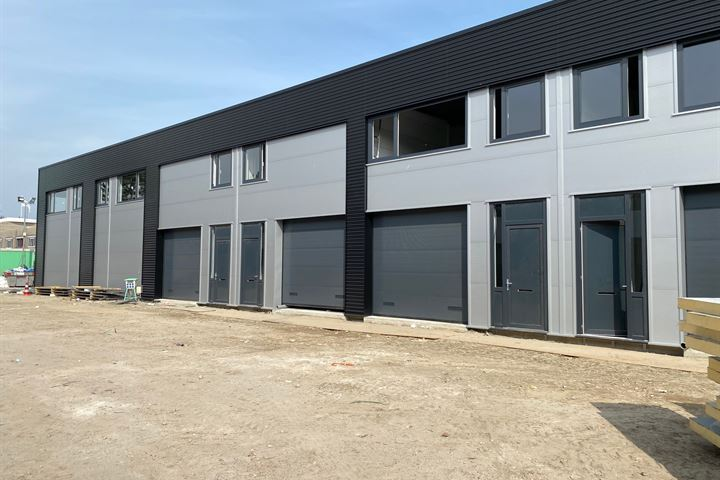 Aluminiumstraat 10, Zoetermeer