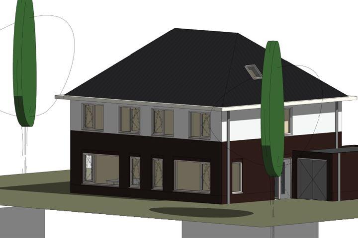 2 woningen Kruidenlaan Vroomshoop-Oost