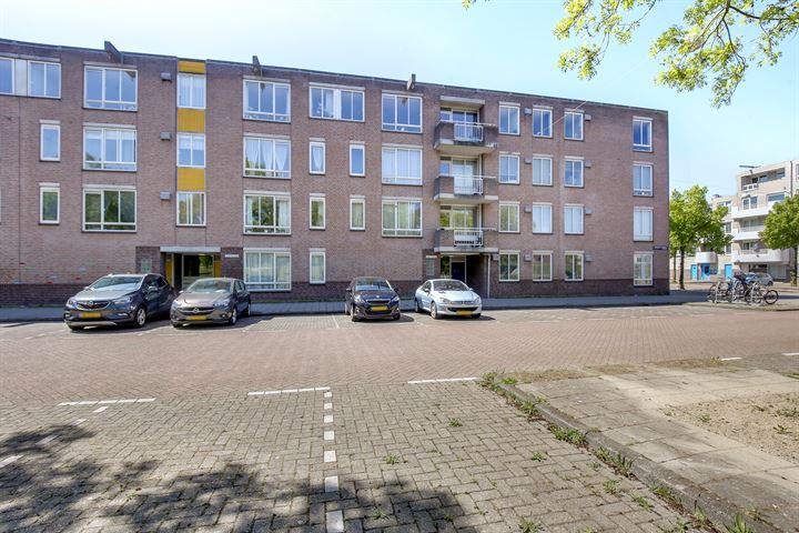 Bernard Shawsingel 250, Amsterdam