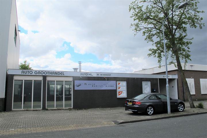 Conradweg 38 A, Haarlem