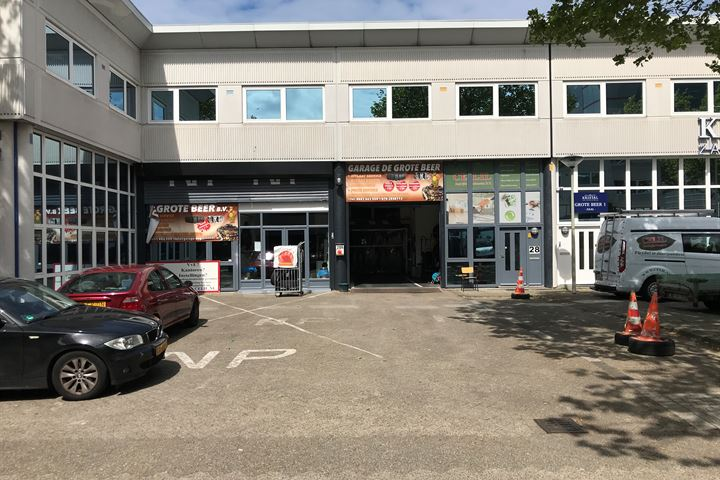 Grote Beerstraat 28 A, Den Haag