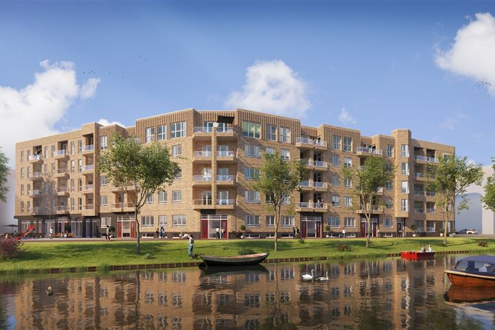 LEVEN IN LIFE - Amsterdam Houthaven
