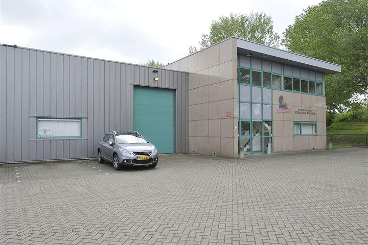 Operetteweg 33, Almere