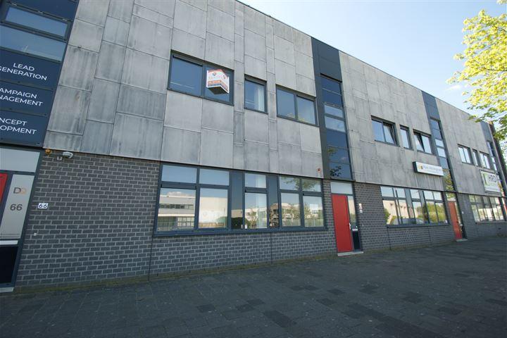 Mollerusweg 64, Haarlem