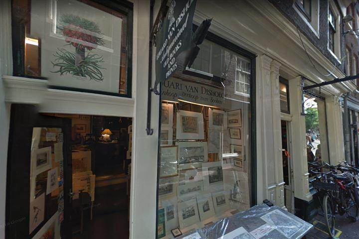 Raamsteeg 1, Amsterdam