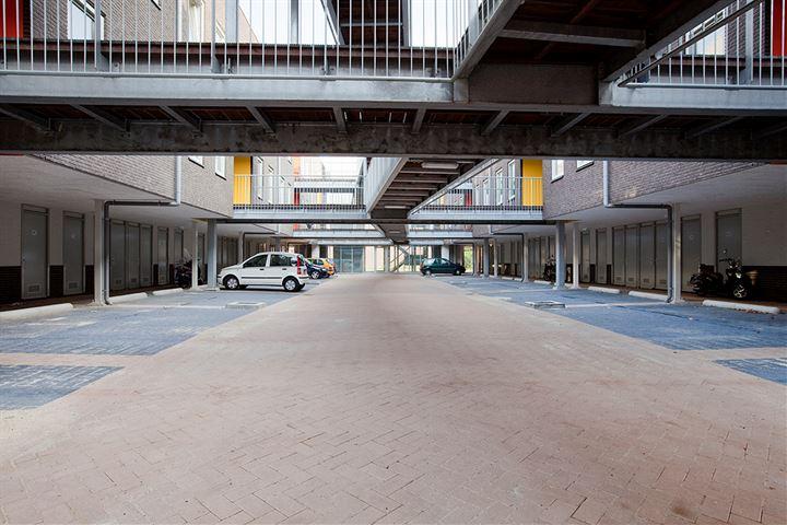 Parkeerplaats Kreekhof