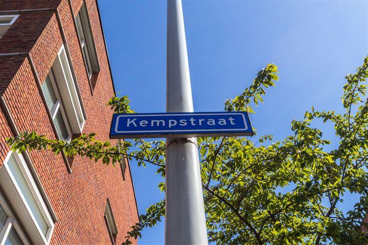 Herenhuizen Kempstraat 153 t/m 201