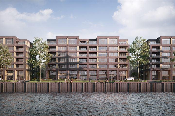 Hefkwartier (fase W) - appartementen