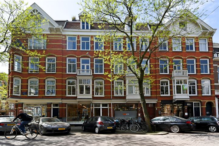 Jacob Obrechtstraat 18 II