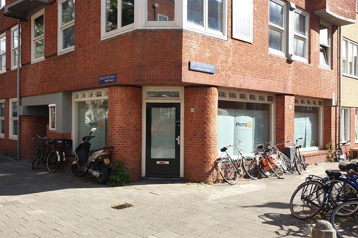 Mercatorstraat 68 H, Amsterdam