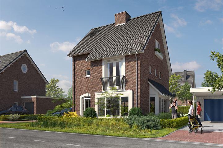 Burgthoven III blok 4, bouwnummer 6