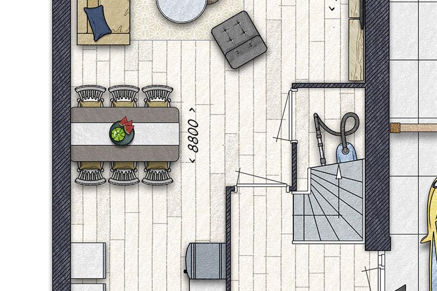 Bekijk foto 3 van Burgthoven III blok 6, bouwnummer 13