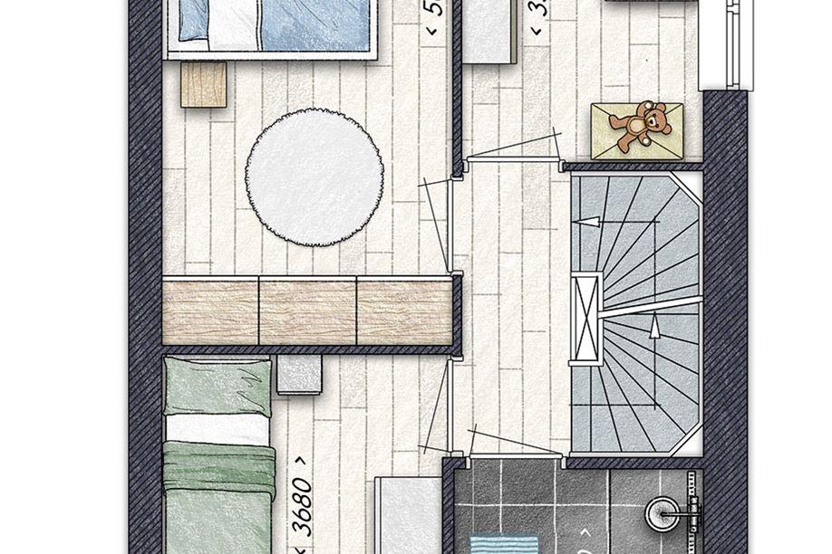 Bekijk foto 4 van Burgthoven III blok 6, bouwnummer 13