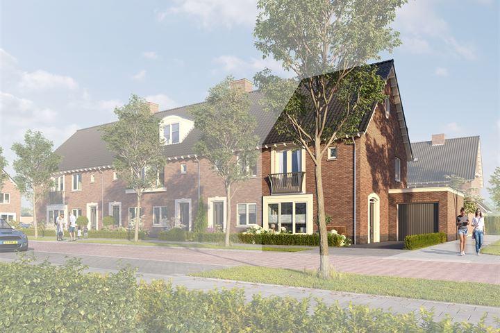 Burgthoven III blok 6, bouwnummer 18