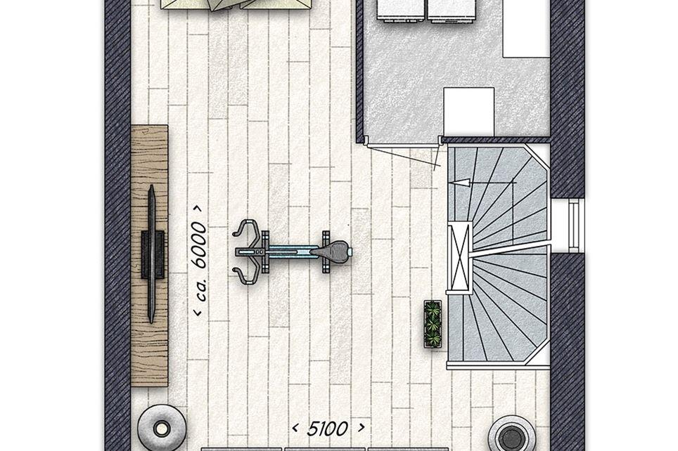 Bekijk foto 5 van Burgthoven III blok 6, bouwnummer 18