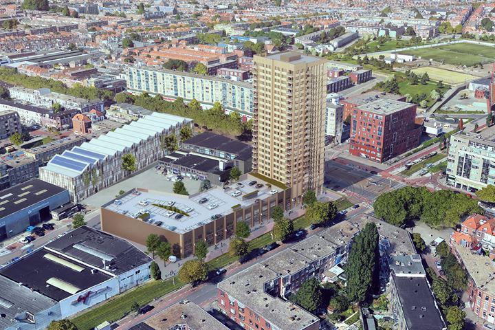 Uitenhagestraat 129, Den Haag