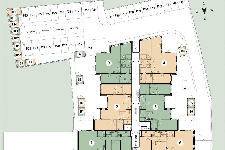 Bekijk foto 4 van Villa Mosa appartement begane grond (Bouwnr. 2)