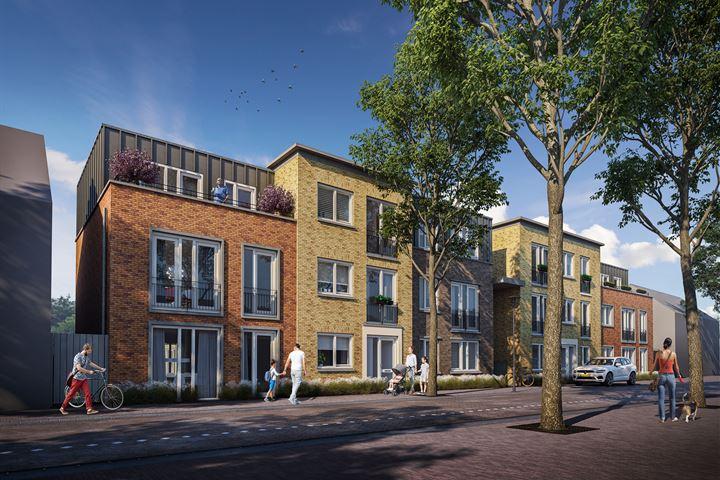 Villa Mosa appartement 1e verdieping (Bouwnr. 8)