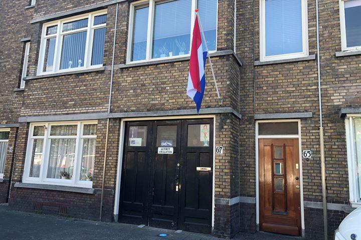 Wapenveldestraat 67, Den Haag