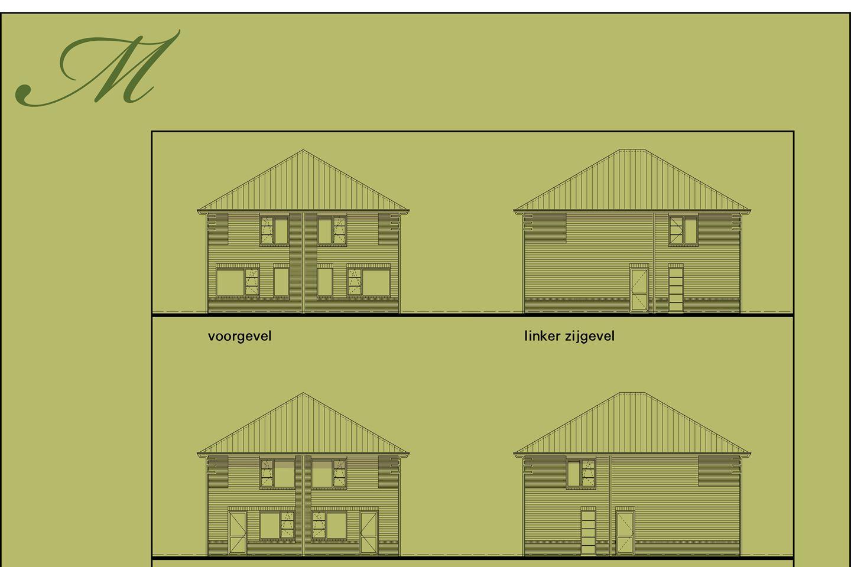 View photo 4 of Half vrijstaande woningen (Bouwnr. 21)