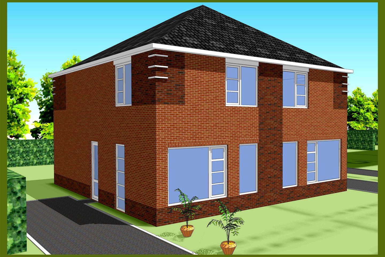 View photo 3 of Half vrijstaande woningen (Bouwnr. 22)