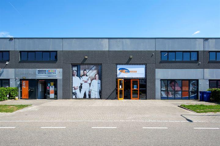 Ringersweg 10 C -D, Bergen op Zoom