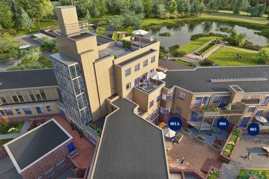 Bekijk foto 2 van Het Blauwe Paviljoen 4