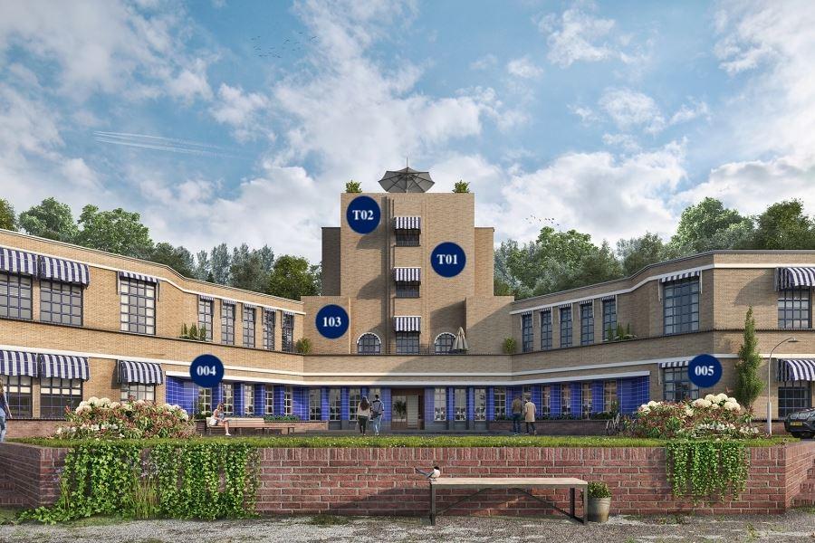 Bekijk foto 1 van Het Blauwe Paviljoen 4