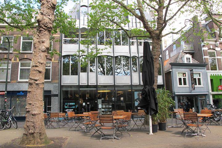 Burgwal 8 C, Delft