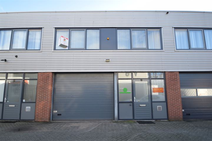 Staalstraat 157, Velsen-Noord