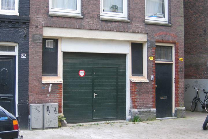 Fokke Simonszstraat 26 A, Amsterdam