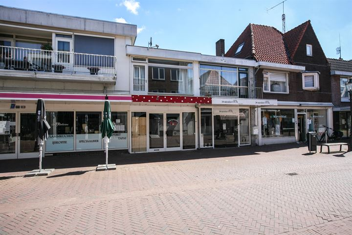 Bentheimerstraat 23 A